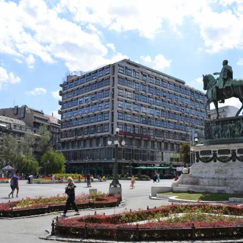 Белград.