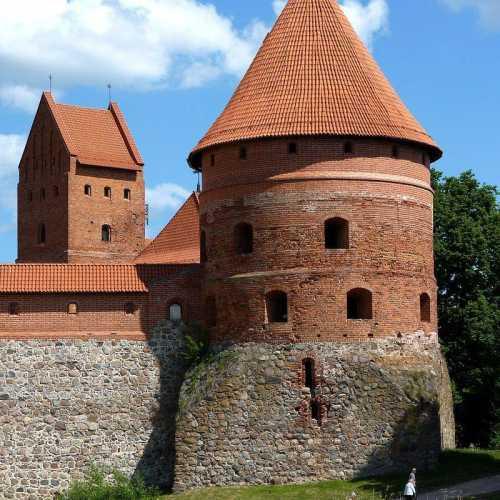 Тракайский замок.