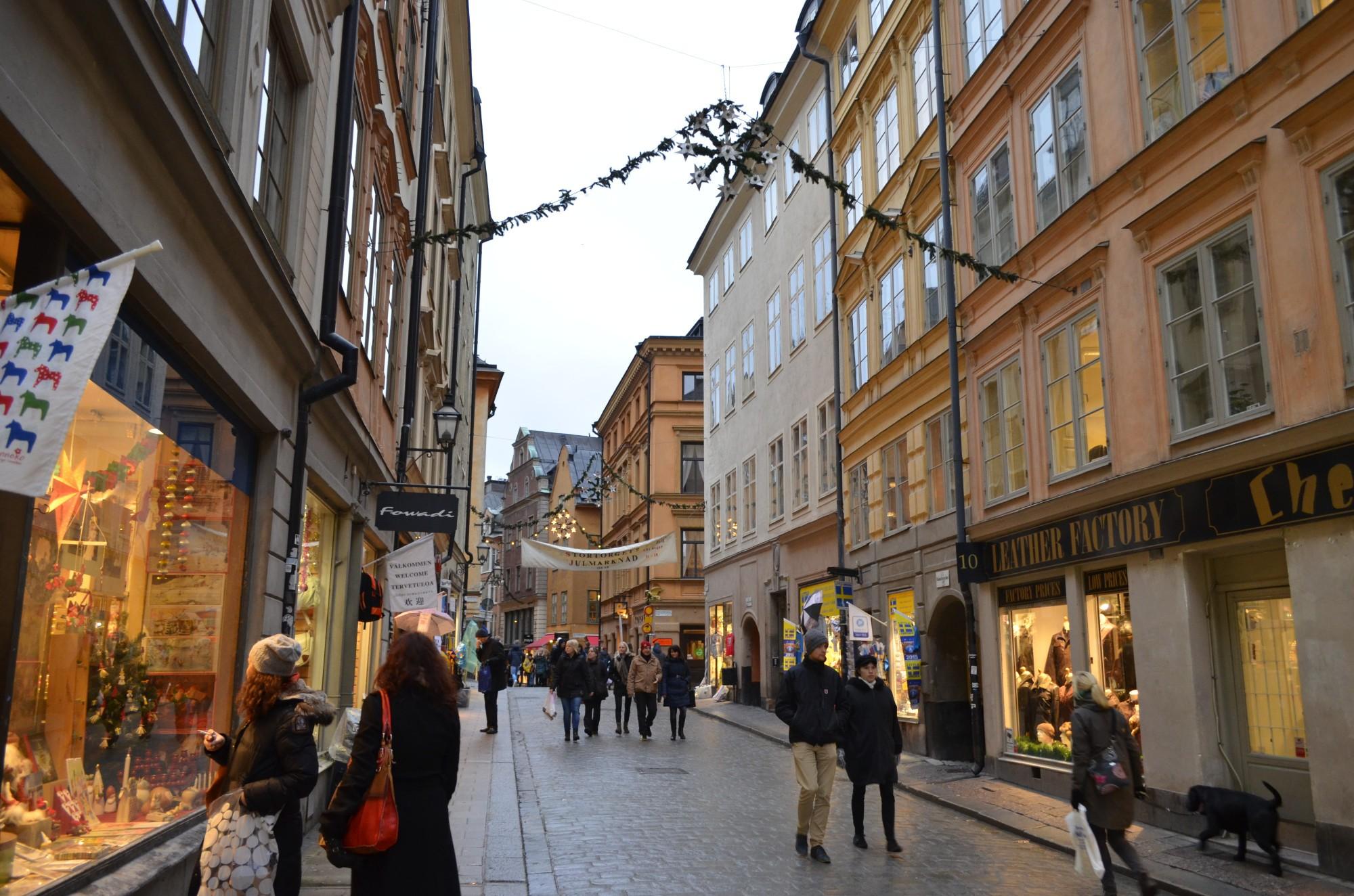 улицы стокгольма фото отметить, что оригинальная