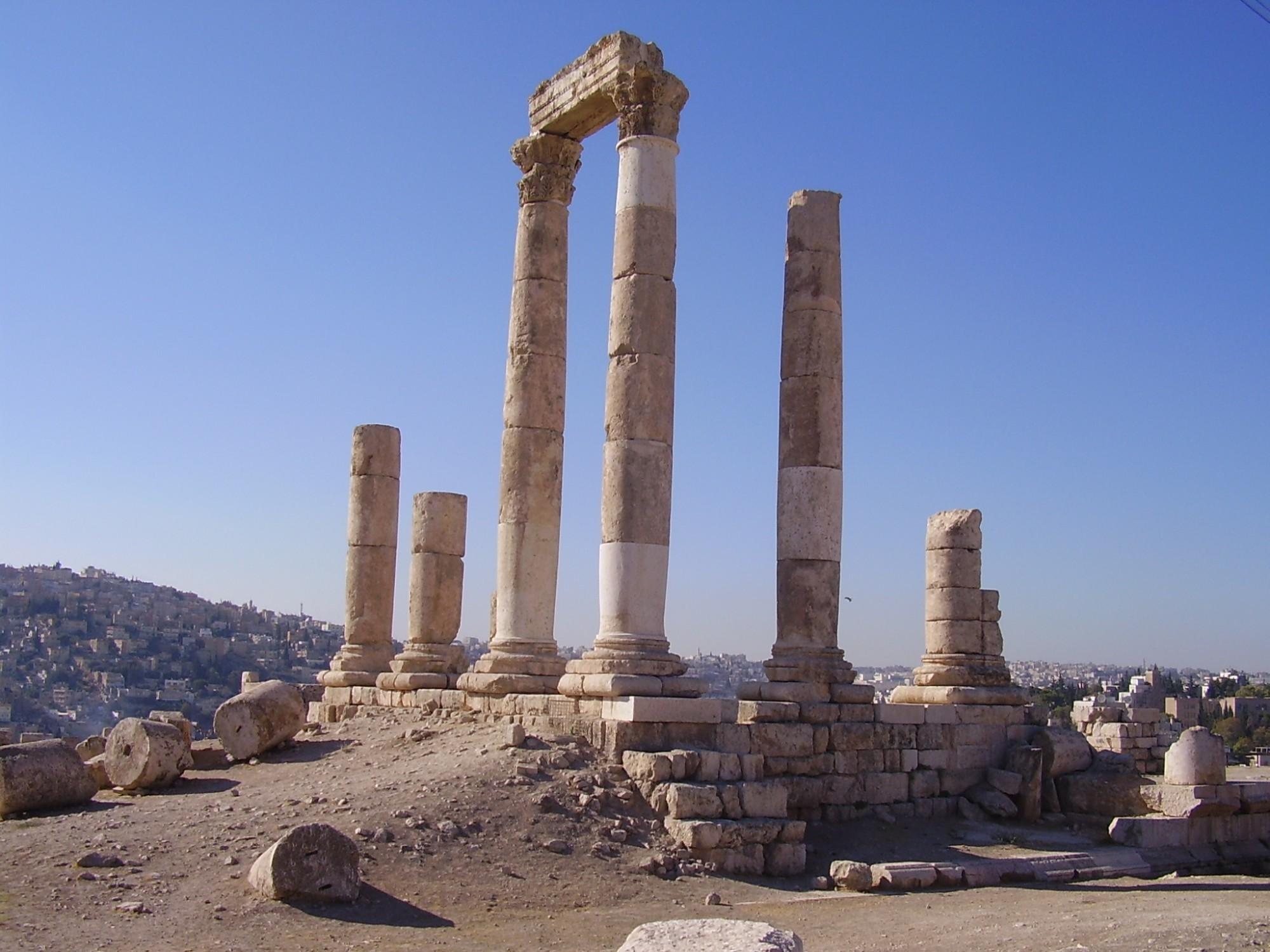 Красивые фото иордании амман страдаете