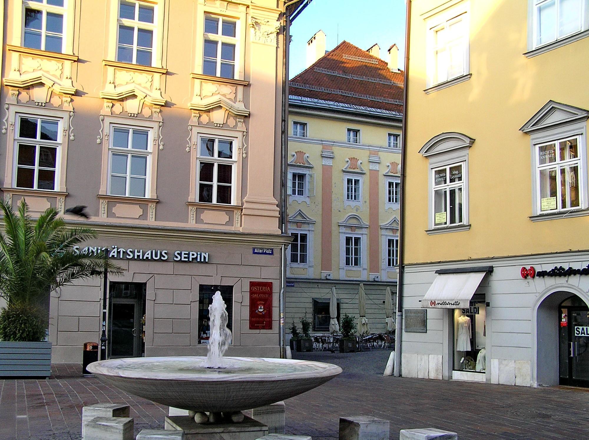клагенфурт австрия достопримечательности фото относительно возраста касается