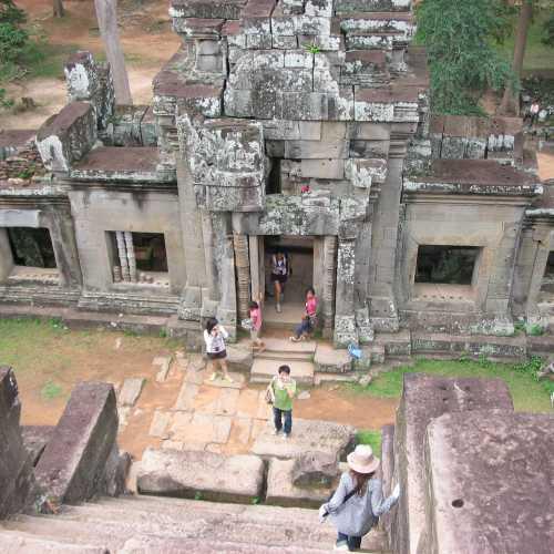 Ангкор-Тхом.