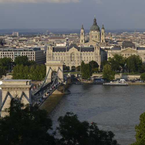 Будапешт.