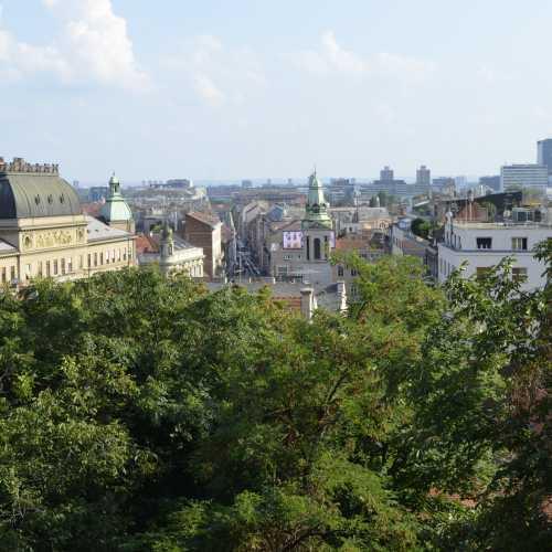 Загреб.