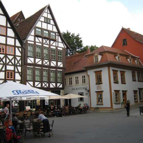 Эрфурт.