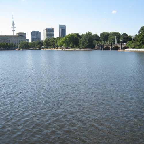 Гамбург.