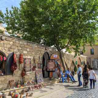 Старый Баку.