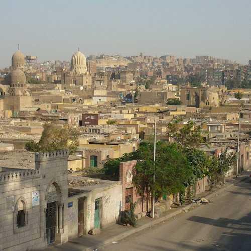 Каир.