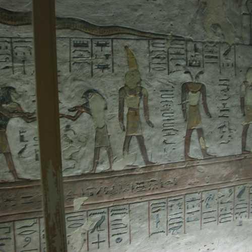 Долина фараонов.