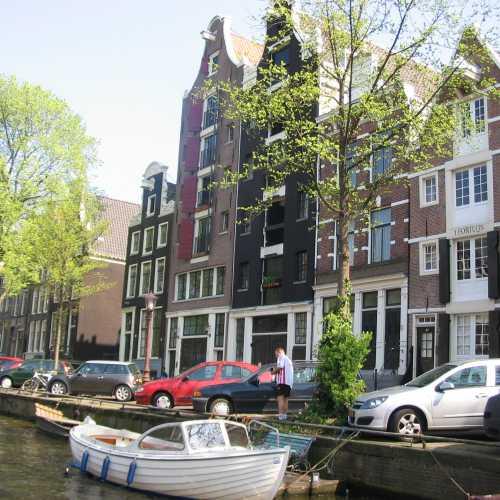 Амстердам.