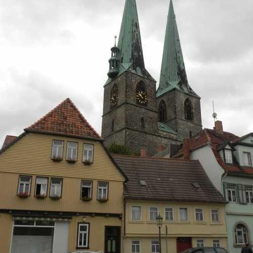 Кведлинбург.