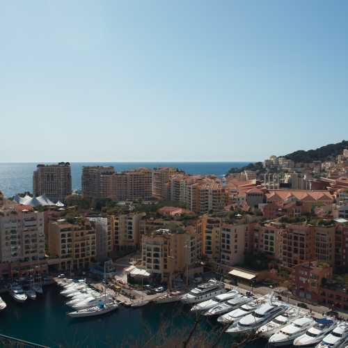 Монако.