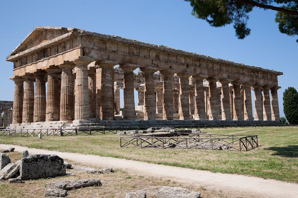 Temple of neptune casino