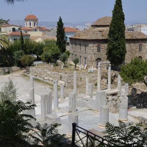 Афины.