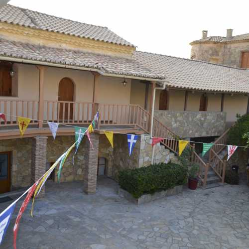 Монастырь Скафидия.