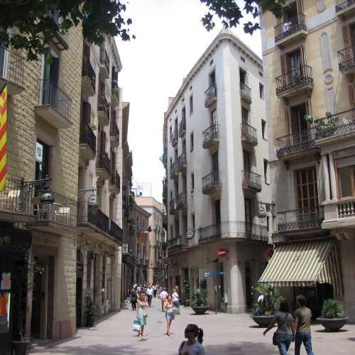 Барселона.