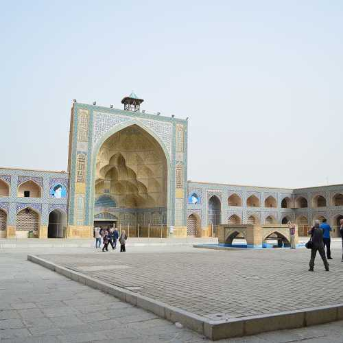 Исфахан.