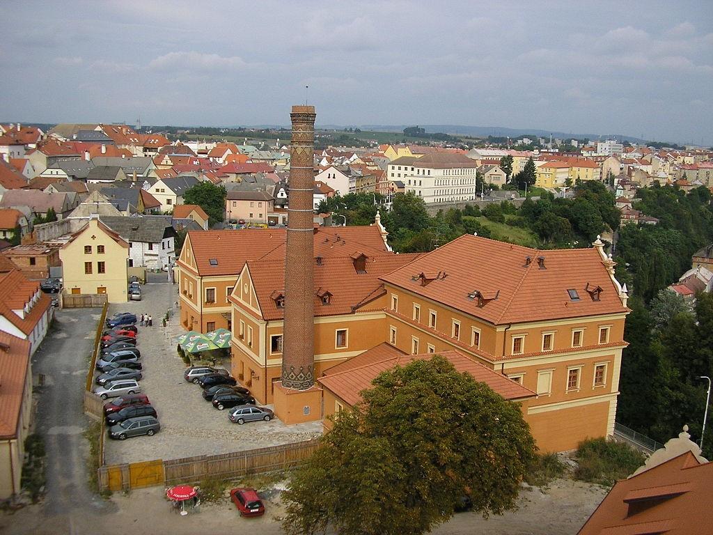 табор город в чехии фото чуть слабее