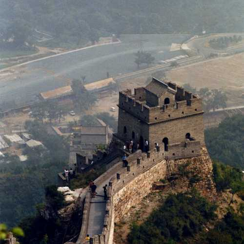 Великая Китайская стена.