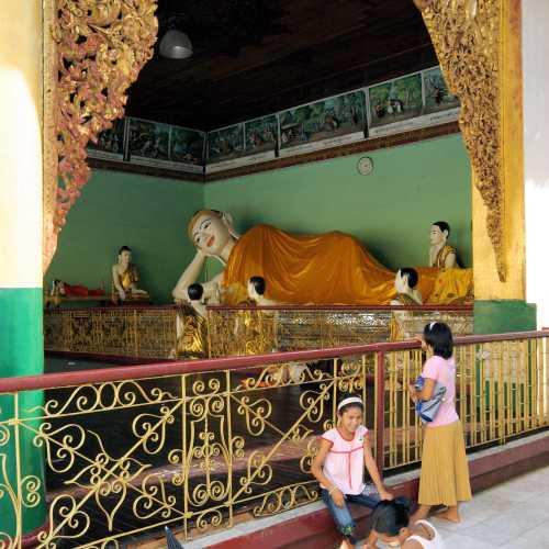 Янгон.