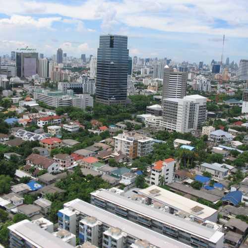 Бангкок.