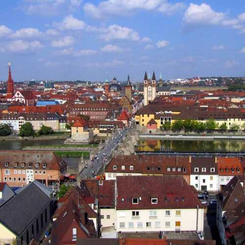 Вюрцбург.