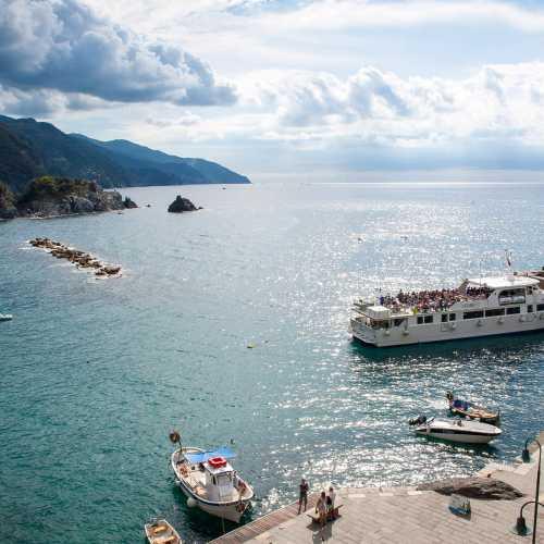 Monterosso Al Mare, Italy