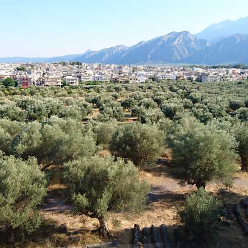 Спарта, Greece
