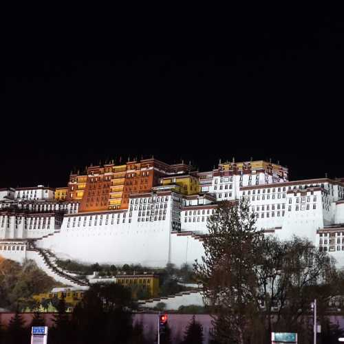 Potala Palace, China
