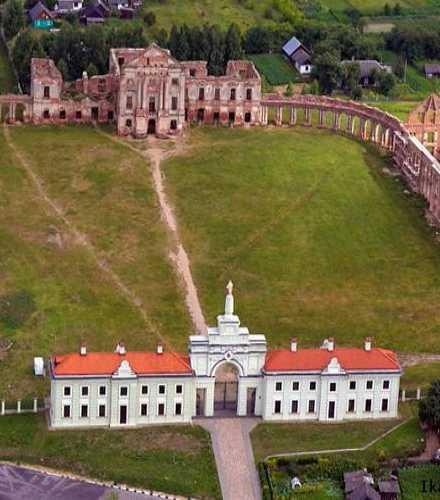 Ружанскі палац, Belarus