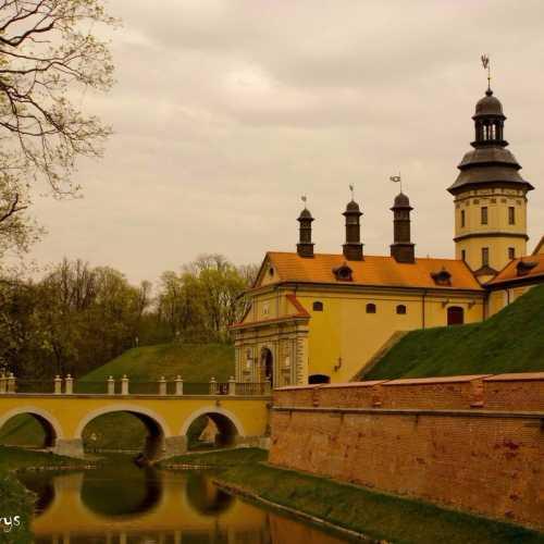 Нясвіжскі палацава-паркавы комплекс, Belarus