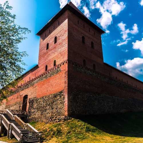 Лідскі замак, Belarus