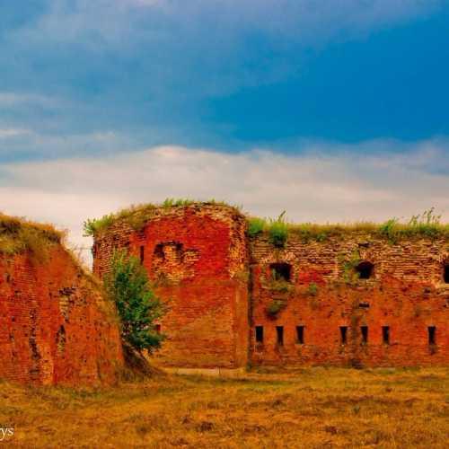 Бабруйская крэпасць, Belarus