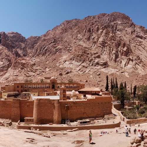 Saint Catherine's Monastery, Egypt