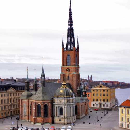 Riddarholm Church, Sweden