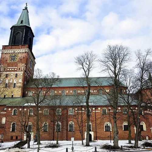 Кафедральный собор Турку, Finland