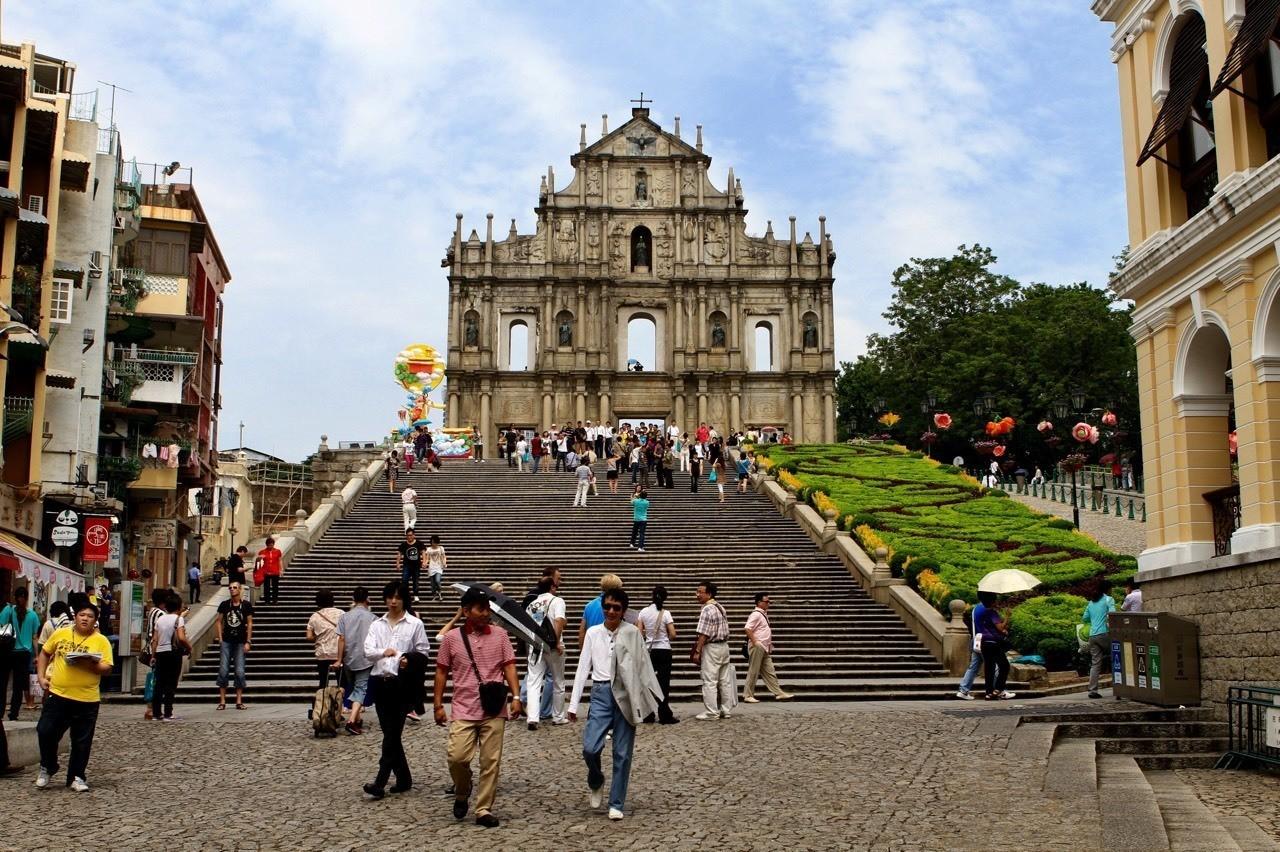 отменной подборке фото от туристов макао наиболее