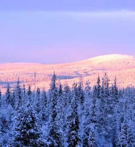 Akaslompolo, Finland