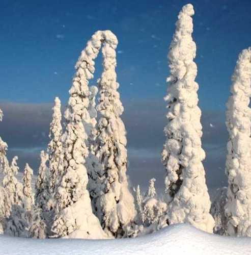 Ylläsjärvi, Finland