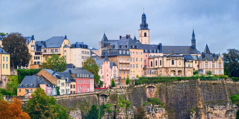 Люксембург фото
