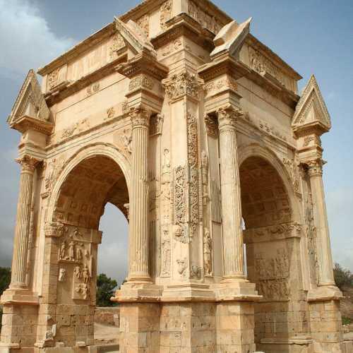 Leptis Magna, Libya