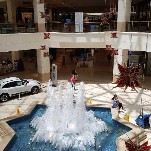 Один из торговых центров Майами