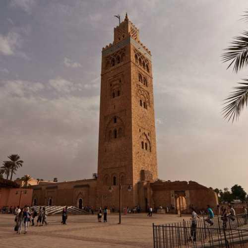 Мечеть Кутубия, Morocco
