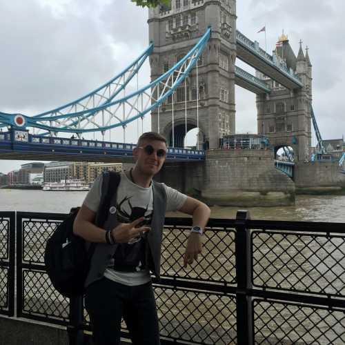Тауэрский мост, Великобритания