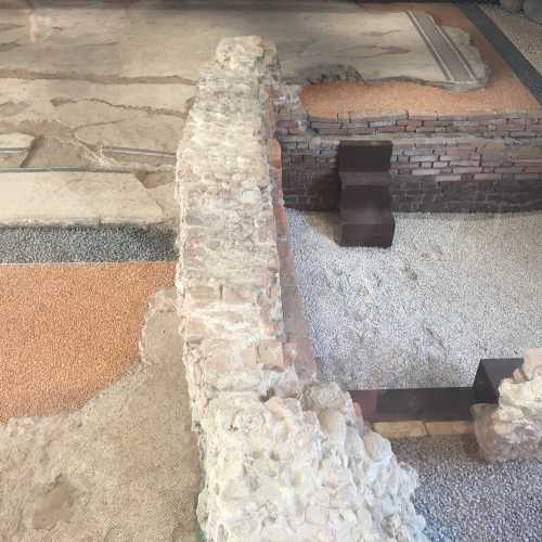 Area archeologica, Italy