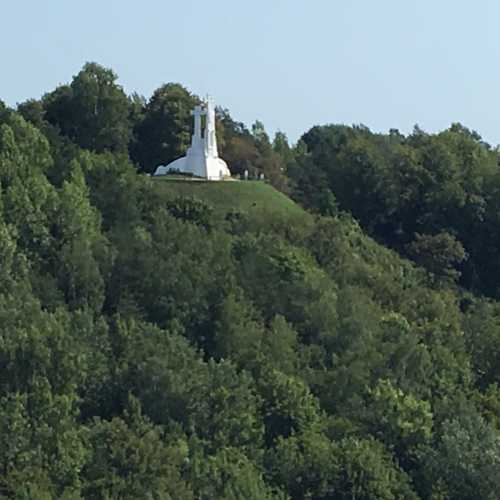 The Hill of the Three Crosses, Lithuania