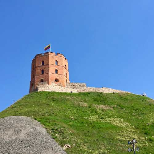 Gediminas Tower, Lithuania