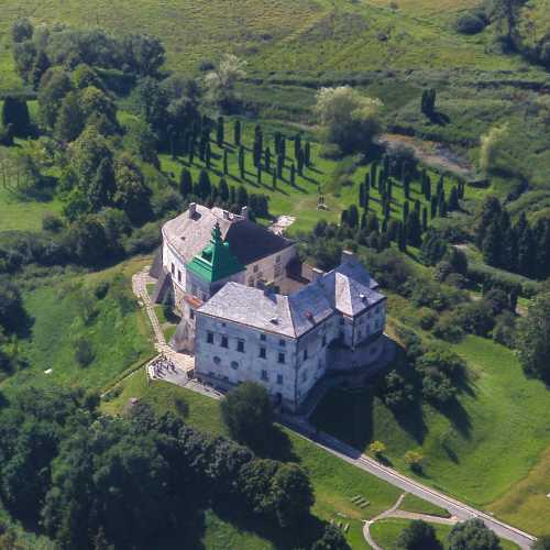 Olesko castle, Ukraine