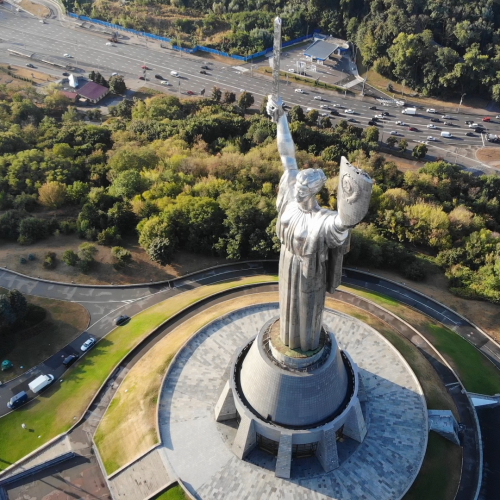 Motherland Monument, Ukraine