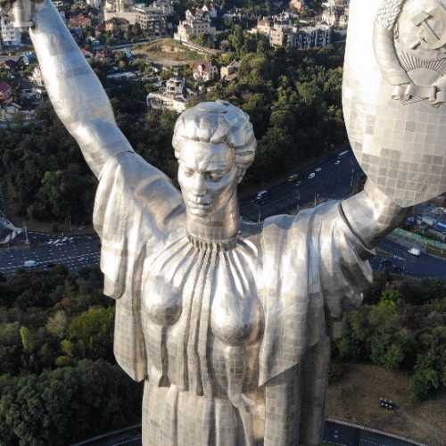 Motherland Monument, Ukraine